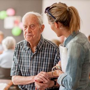Taking Care Of A Senior Citizen