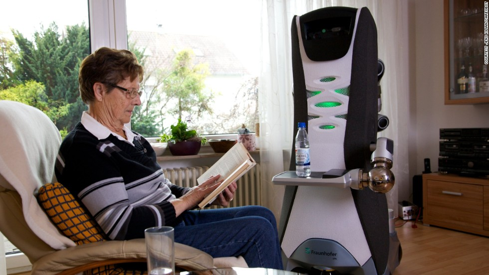 Role of Collaborative Robots For Senior Citizens